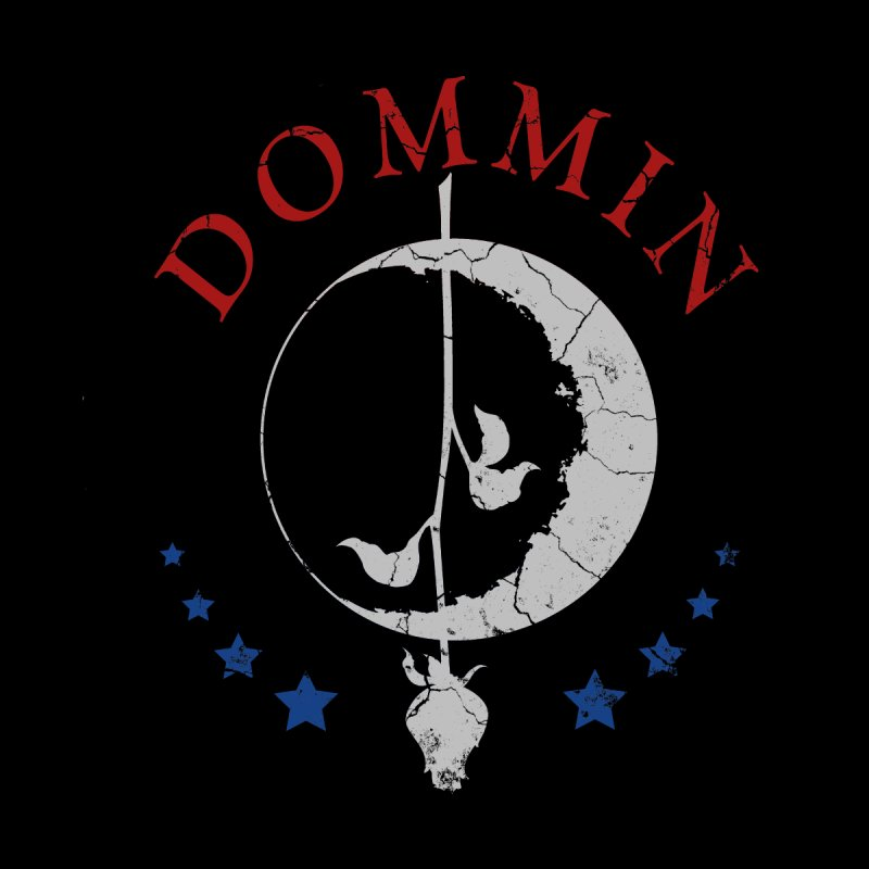 Dommin Patriot Moon Men's T-Shirt by Dommin's Shop