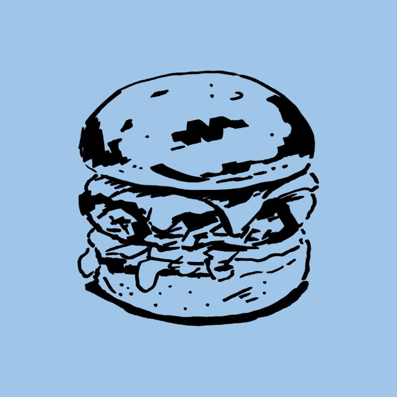 Burger by Donal Mangan's Artist Shop