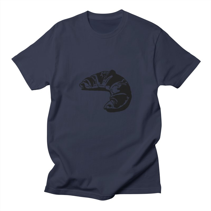 Croissant Men's T-Shirt by Donal Mangan's Artist Shop