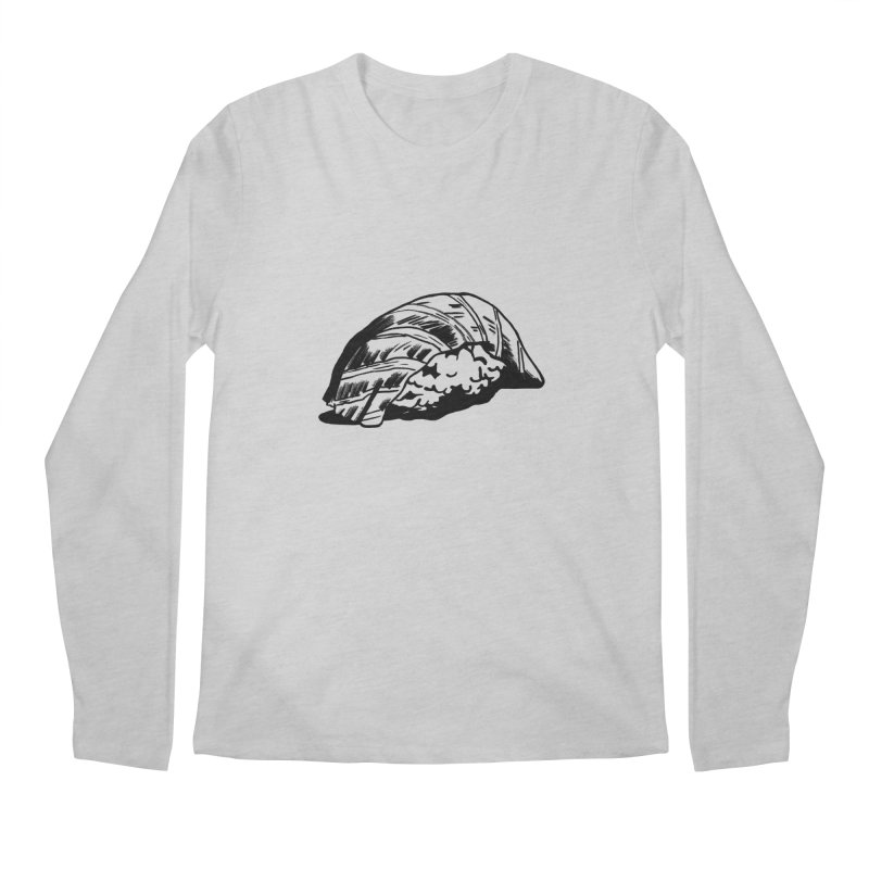 Sushi Men's Regular Longsleeve T-Shirt by Donal Mangan's Artist Shop