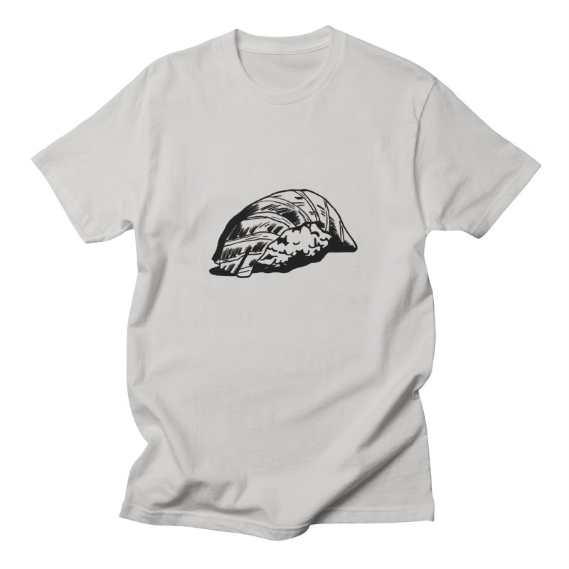 Sushi Men's Regular T-Shirt by Donal Mangan's Artist Shop