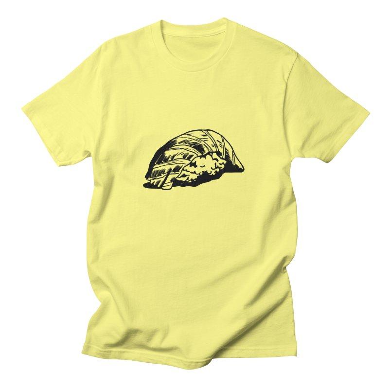 Sushi Women's Regular Unisex T-Shirt by Donal Mangan's Artist Shop