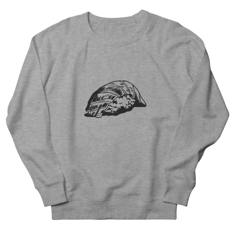 Sushi Men's Sweatshirt by Donal Mangan's Artist Shop