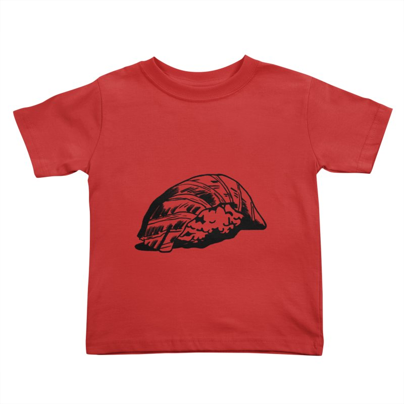 Sushi Kids Toddler T-Shirt by Donal Mangan's Artist Shop