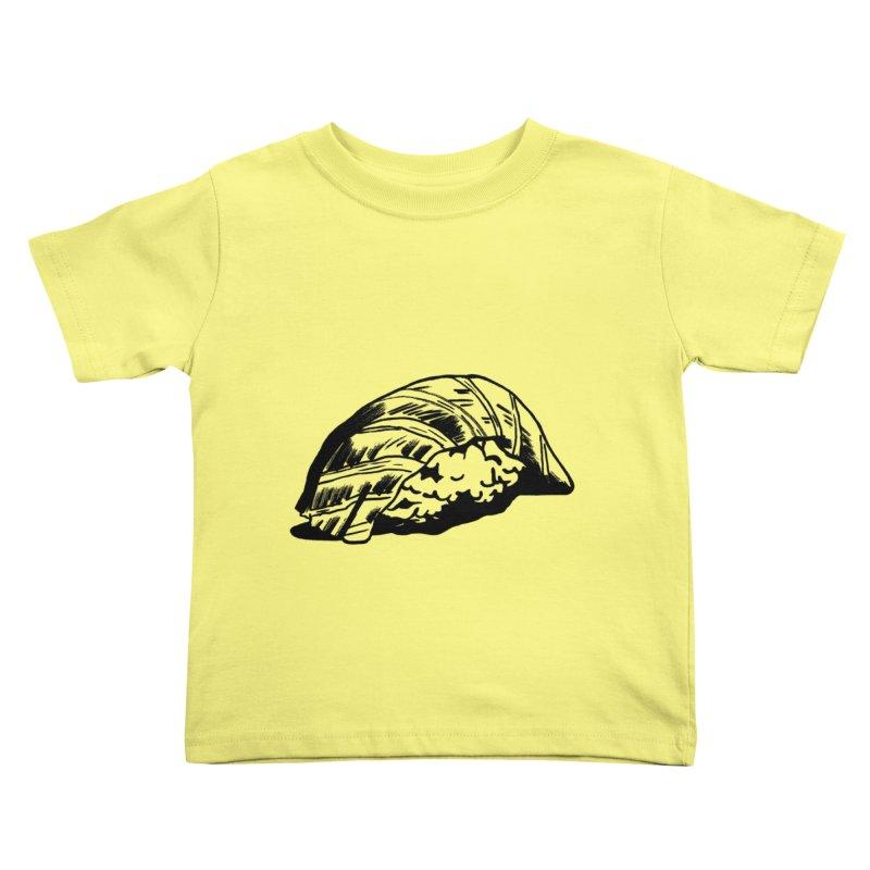 Sushi Kids Toddler T-Shirt by Donal Mangan's Artist Shop