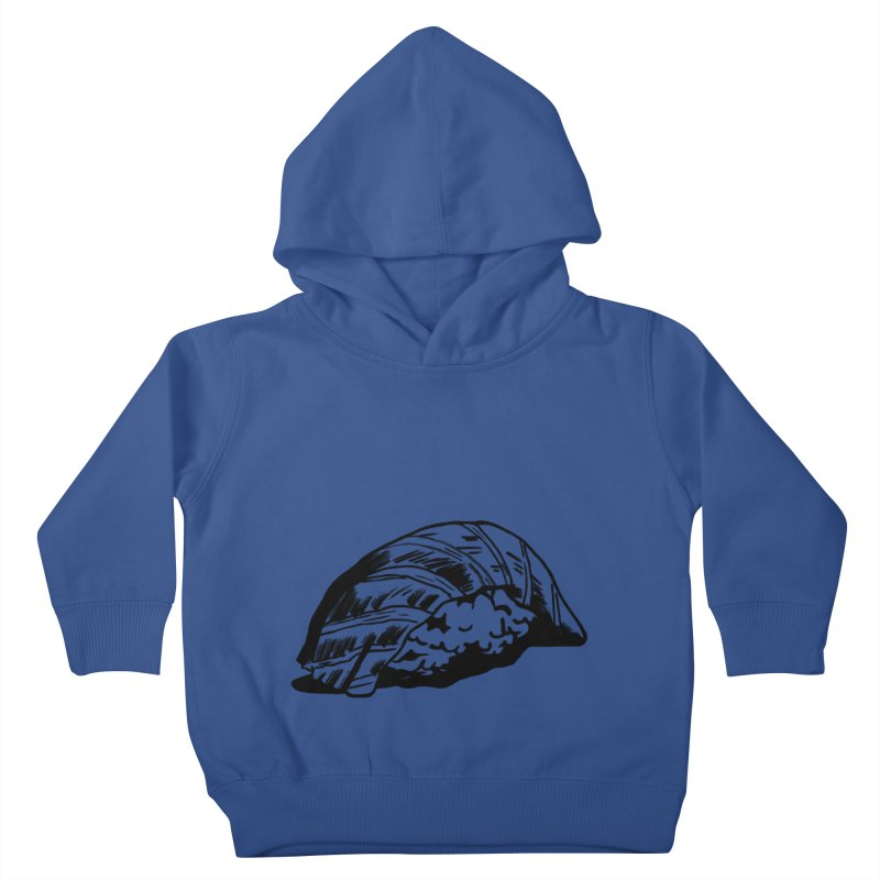 Sushi Kids Toddler Pullover Hoody by Donal Mangan's Artist Shop