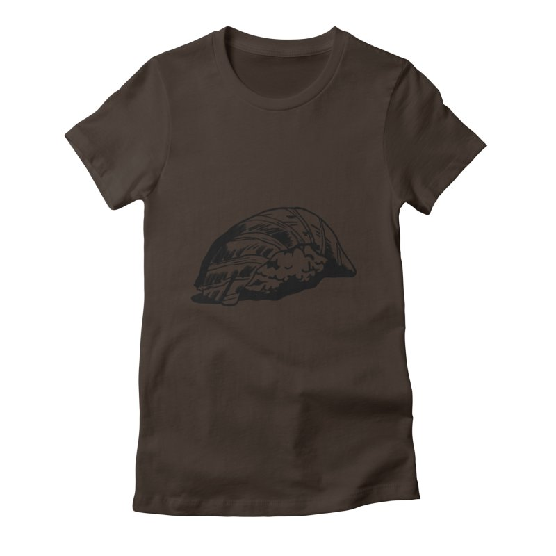 Sushi Women's T-Shirt by Donal Mangan's Artist Shop