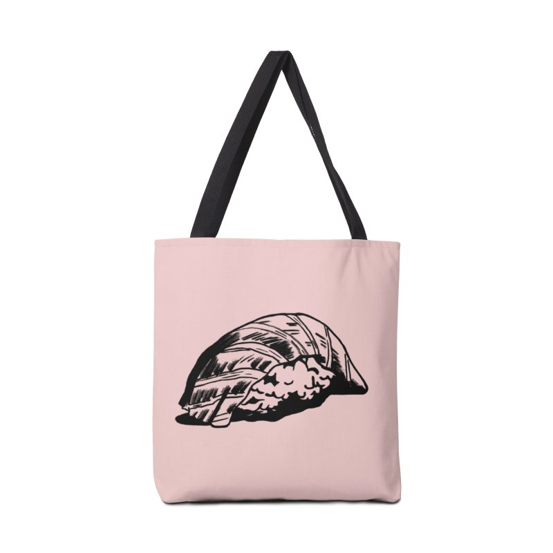 Sushi Accessories Bag by Donal Mangan's Artist Shop