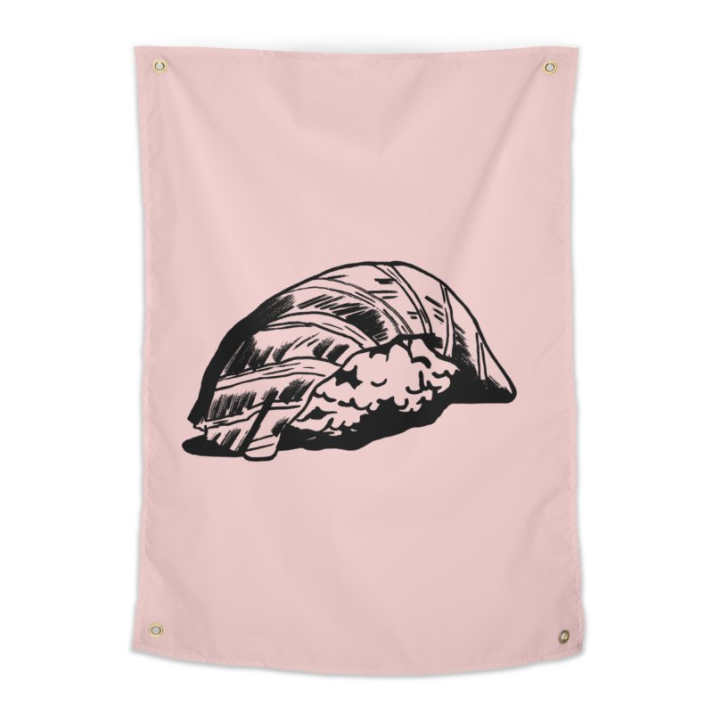 Sushi Home Tapestry by Donal Mangan's Artist Shop