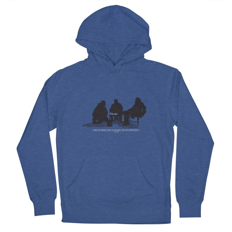 Checkers On A Chess Set Men's Pullover Hoody by Donal Mangan's Artist Shop