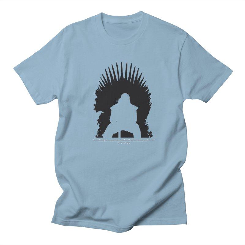 The Iron Throne Women's Regular Unisex T-Shirt by Donal Mangan's Artist Shop
