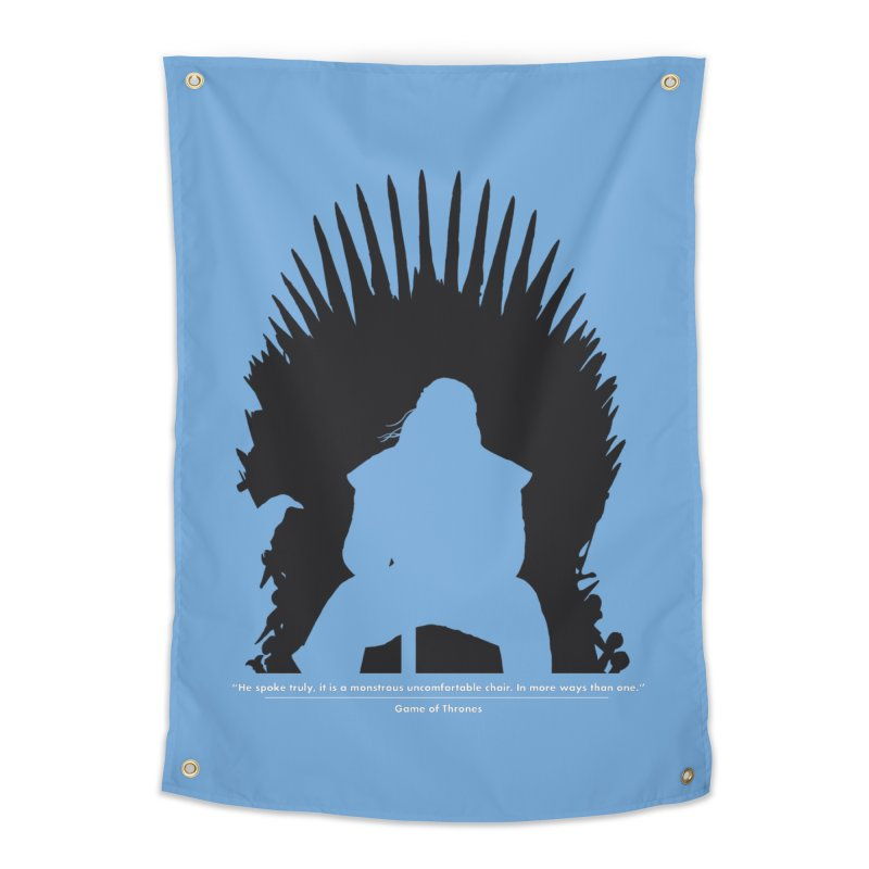 The Iron Throne Home Tapestry by Donal Mangan's Artist Shop