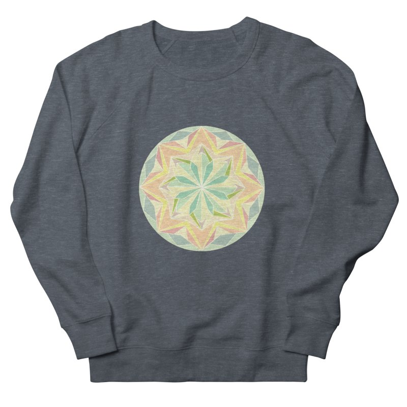 Kaleidoscope Colour Women's Sweatshirt by Donal Mangan's Artist Shop