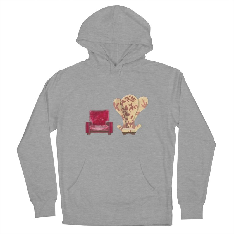 You and me, we're in a club now. Women's Pullover Hoody by Donal Mangan's Artist Shop