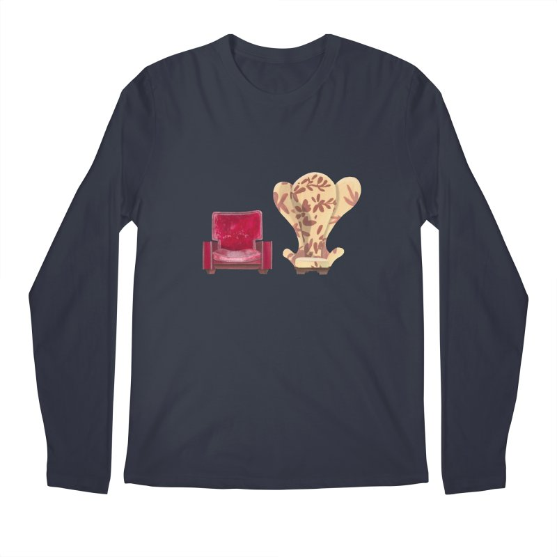 You and me, we're in a club now. Men's Longsleeve T-Shirt by Donal Mangan's Artist Shop