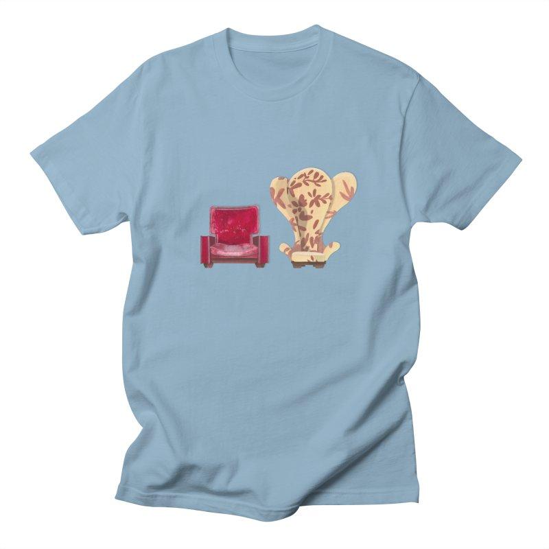 You and me, we're in a club now. Men's Regular T-Shirt by Donal Mangan's Artist Shop