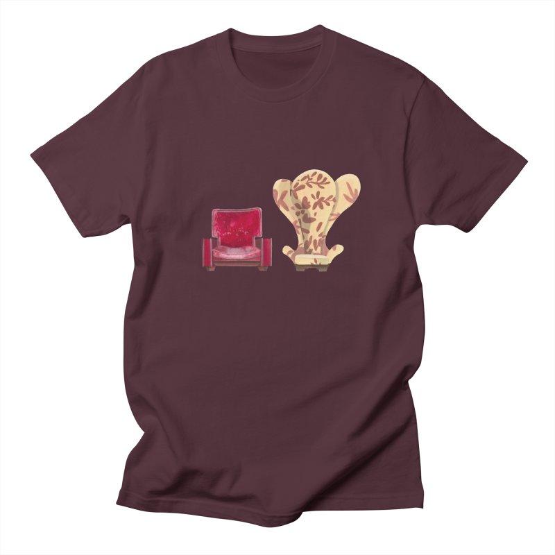 You and me, we're in a club now. Men's T-Shirt by Donal Mangan's Artist Shop