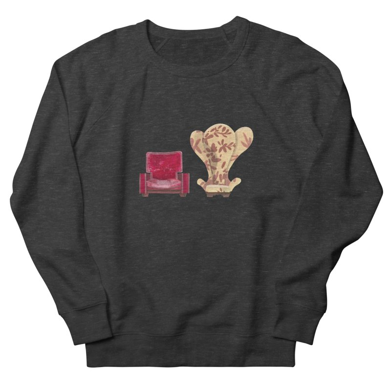 You and me, we're in a club now. Women's French Terry Sweatshirt by Donal Mangan's Artist Shop