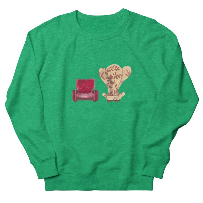 You and me, we're in a club now. Men's Sweatshirt by Donal Mangan's Artist Shop