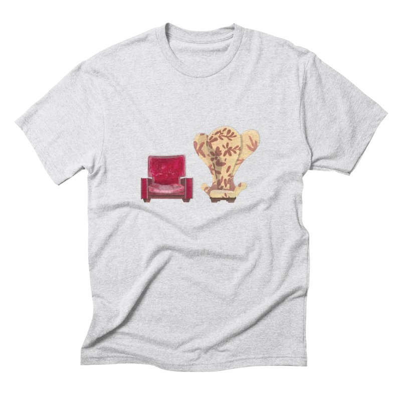 You and me, we're in a club now. Men's Triblend T-Shirt by Donal Mangan's Artist Shop