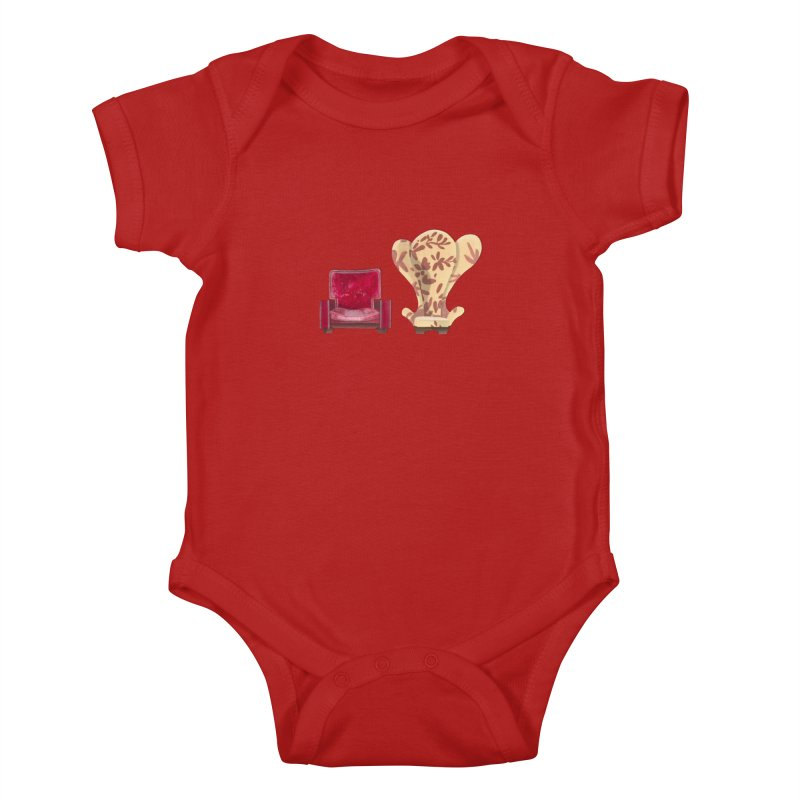 You and me, we're in a club now. Kids Baby Bodysuit by Donal Mangan's Artist Shop