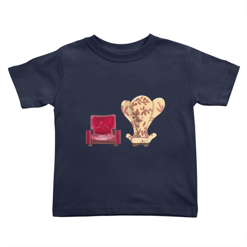 You and me, we're in a club now. Kids Toddler T-Shirt by Donal Mangan's Artist Shop