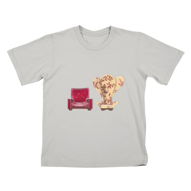 You and me, we're in a club now. Kids T-Shirt by Donal Mangan's Artist Shop