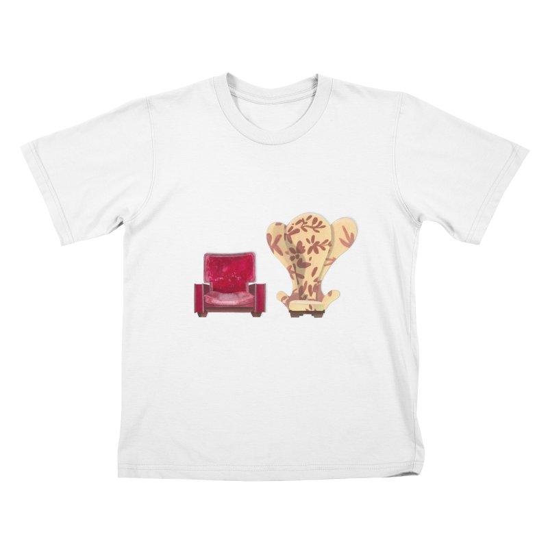 You and me, we're in a club now. Kids T-Shirt by Donal Mangan's Artist Shop