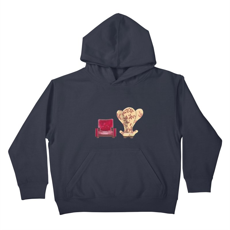 You and me, we're in a club now. Kids Pullover Hoody by Donal Mangan's Artist Shop