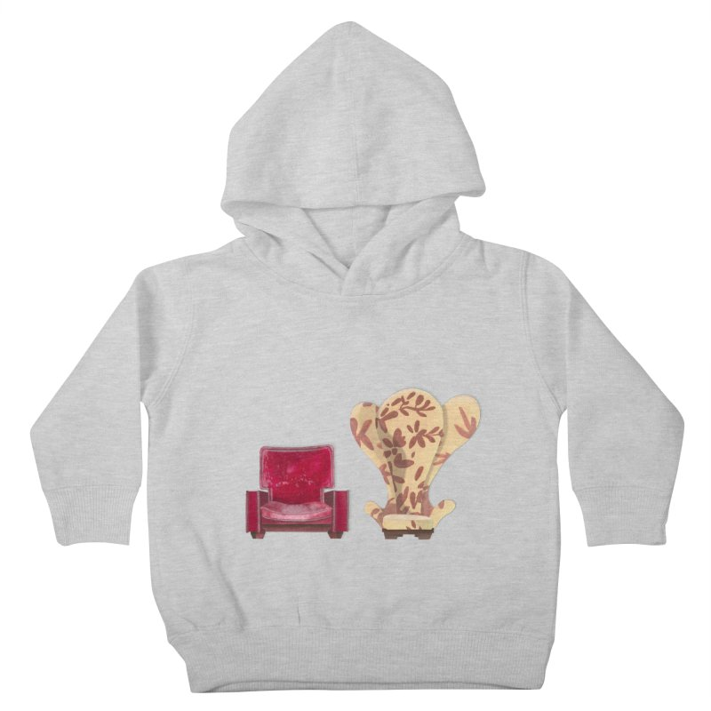 You and me, we're in a club now. Kids Toddler Pullover Hoody by Donal Mangan's Artist Shop