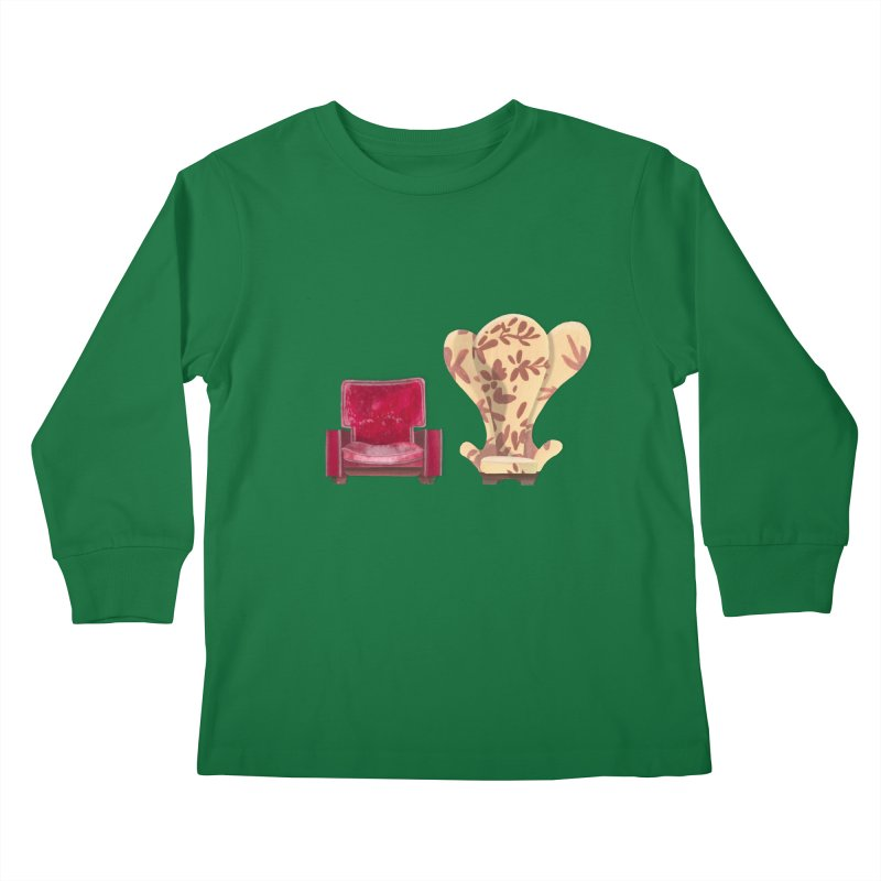 You and me, we're in a club now. Kids Longsleeve T-Shirt by Donal Mangan's Artist Shop