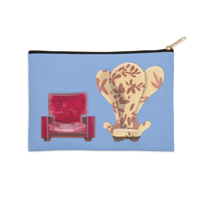 You and me, we're in a club now. Accessories Zip Pouch by Donal Mangan's Artist Shop