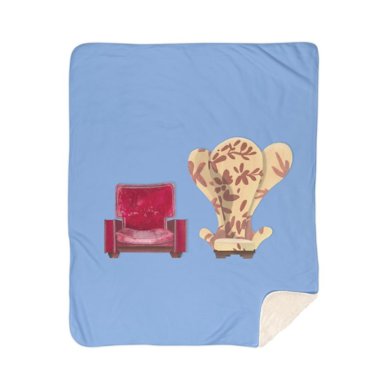 You and me, we're in a club now. Home Sherpa Blanket Blanket by Donal Mangan's Artist Shop