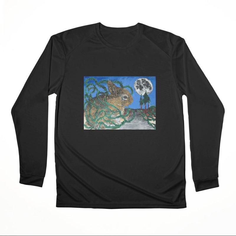 Now What? Women's Longsleeve T-Shirt by donhudgins's Artist Shop