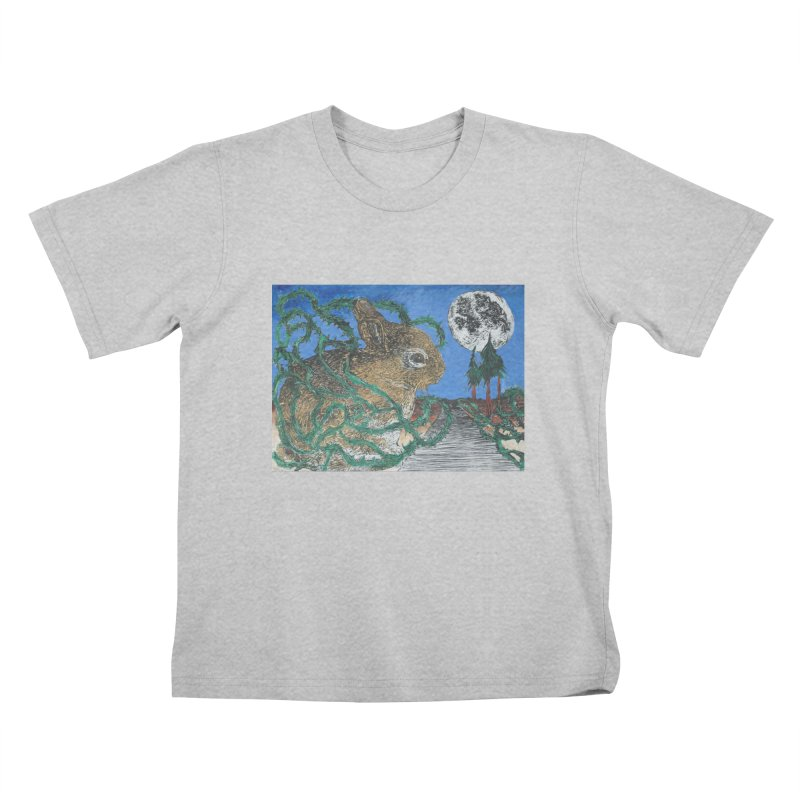 Now What? Kids T-Shirt by donhudgins's Artist Shop