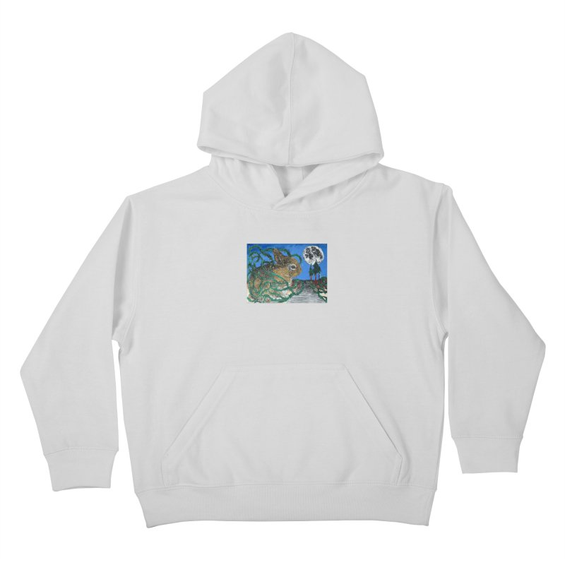 Now What? Kids Pullover Hoody by donhudgins's Artist Shop