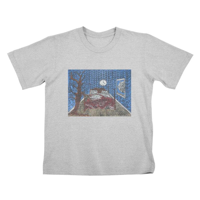 Sweet Dreams Kids T-Shirt by donhudgins's Artist Shop