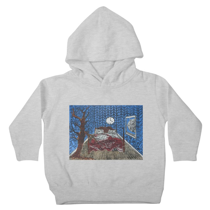Sweet Dreams Kids Toddler Pullover Hoody by donhudgins's Artist Shop