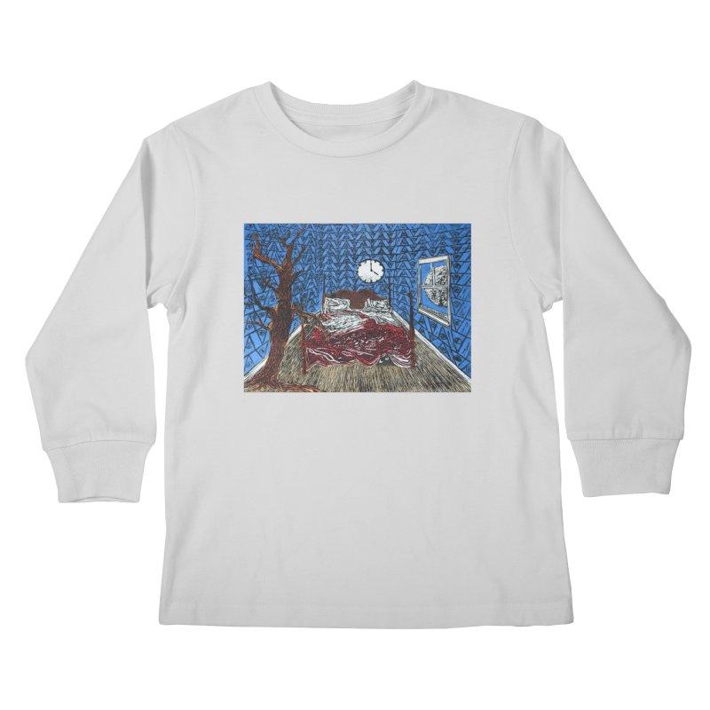 Sweet Dreams Kids Longsleeve T-Shirt by donhudgins's Artist Shop