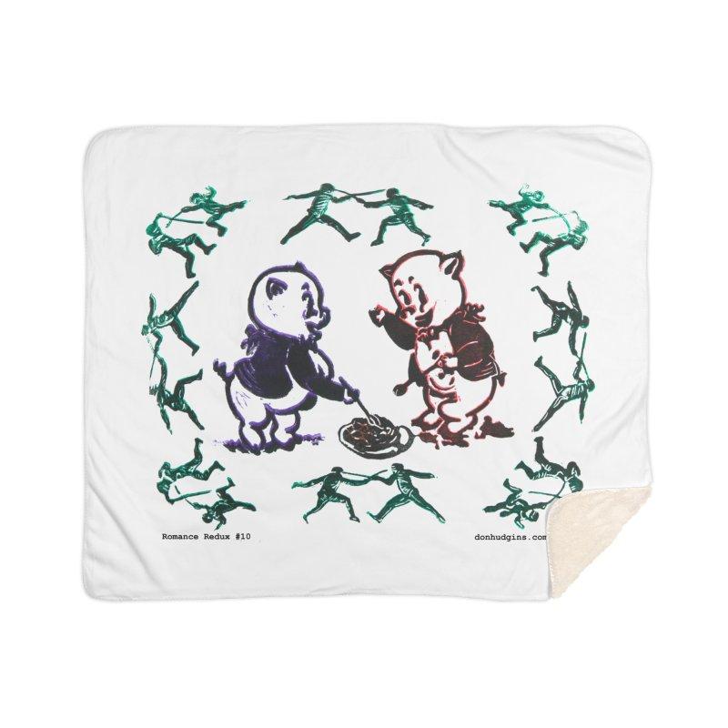 Romance Redux Home Blanket by donhudgins's Artist Shop