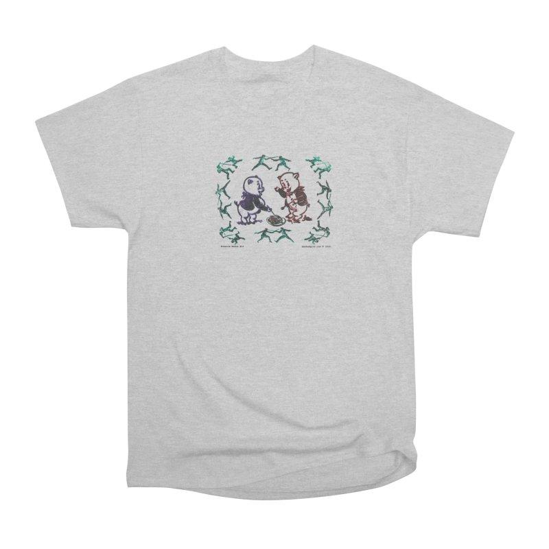 Romance Redux Men's T-Shirt by donhudgins's Artist Shop