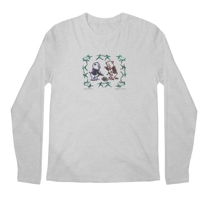Romance Redux Men's Longsleeve T-Shirt by donhudgins's Artist Shop