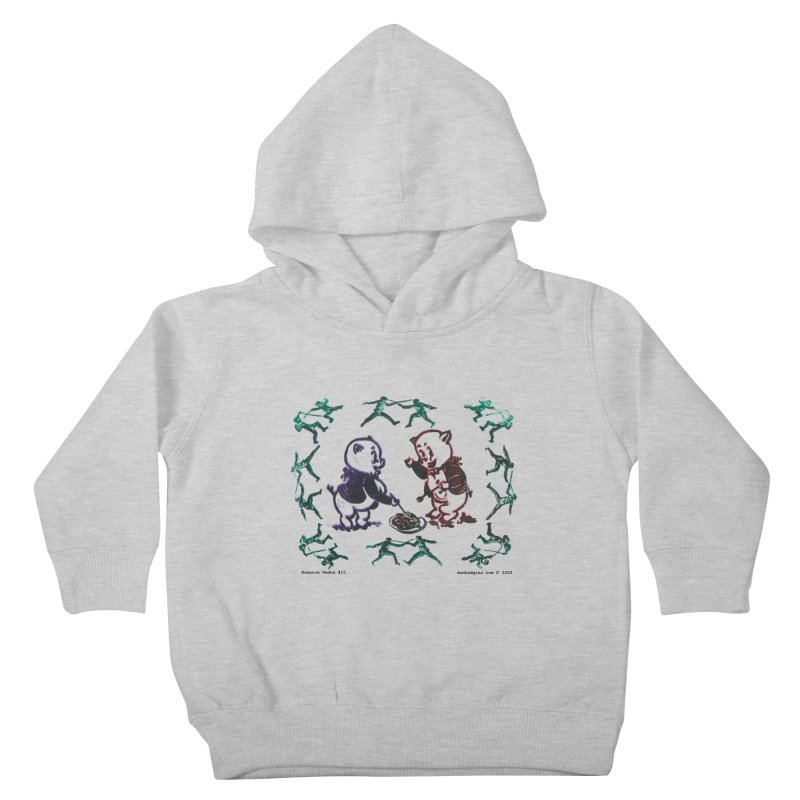 Romance Redux Kids Toddler Pullover Hoody by donhudgins's Artist Shop