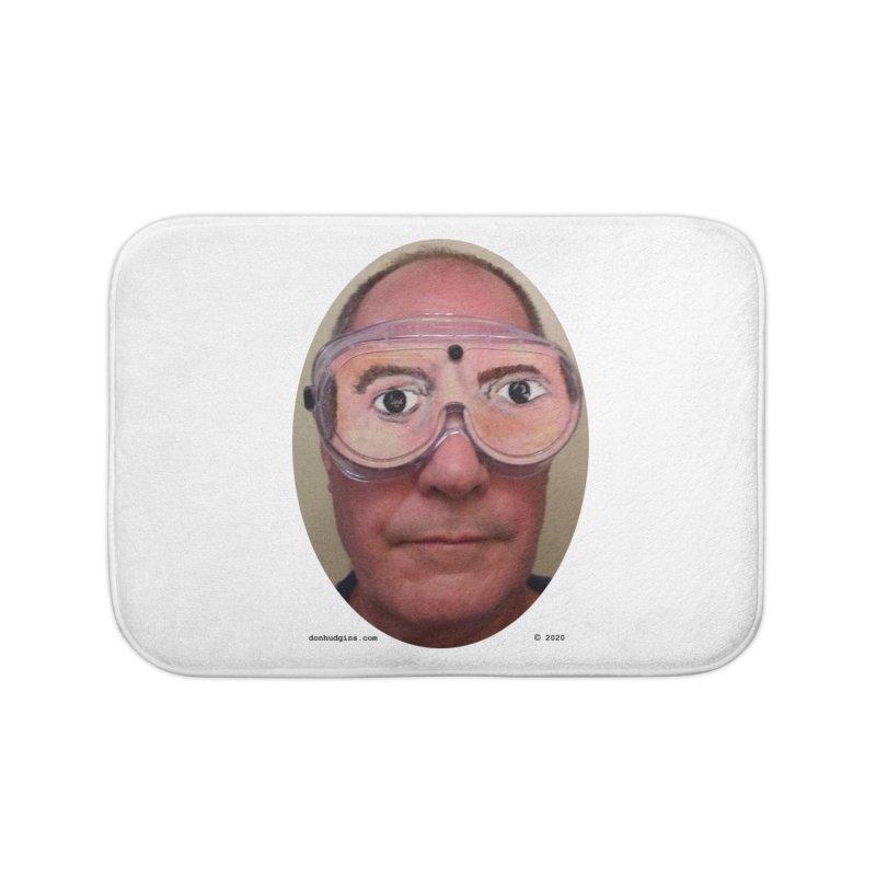 Self Portrait Home Bath Mat by donhudgins's Artist Shop