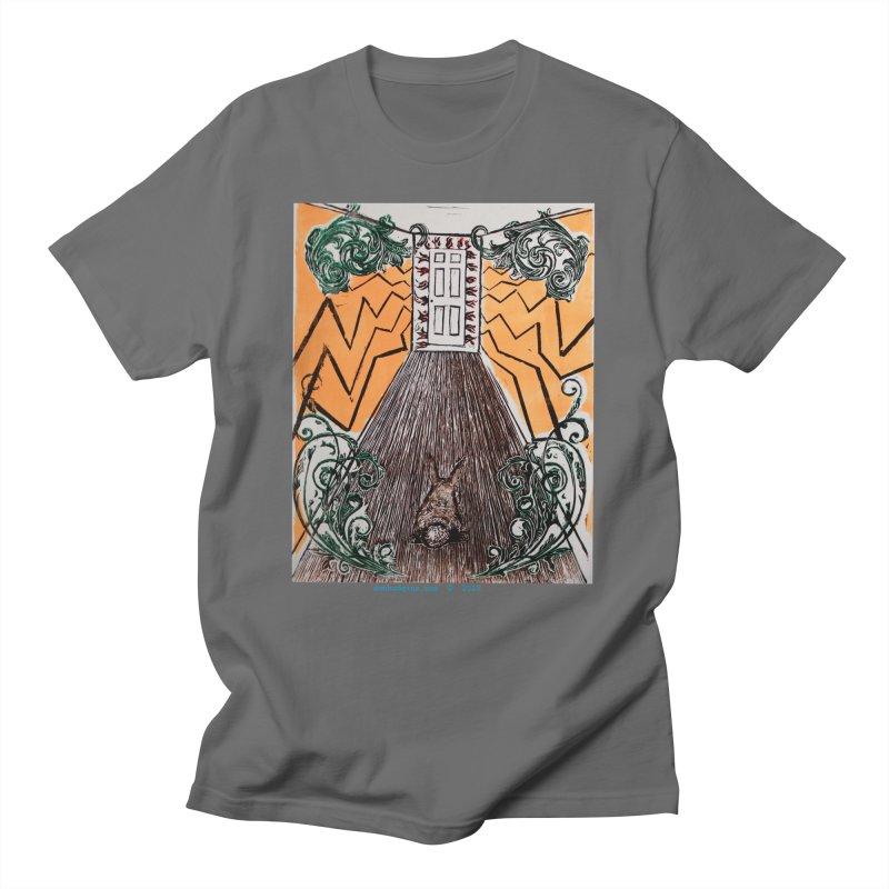 Exit Men's T-Shirt by donhudgins's Artist Shop