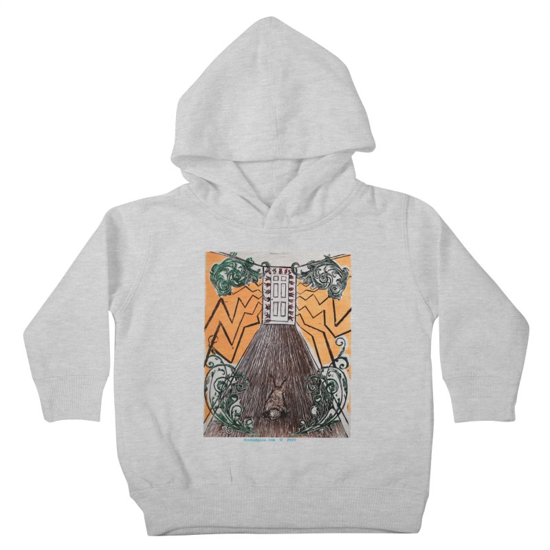 Exit Kids Toddler Pullover Hoody by donhudgins's Artist Shop