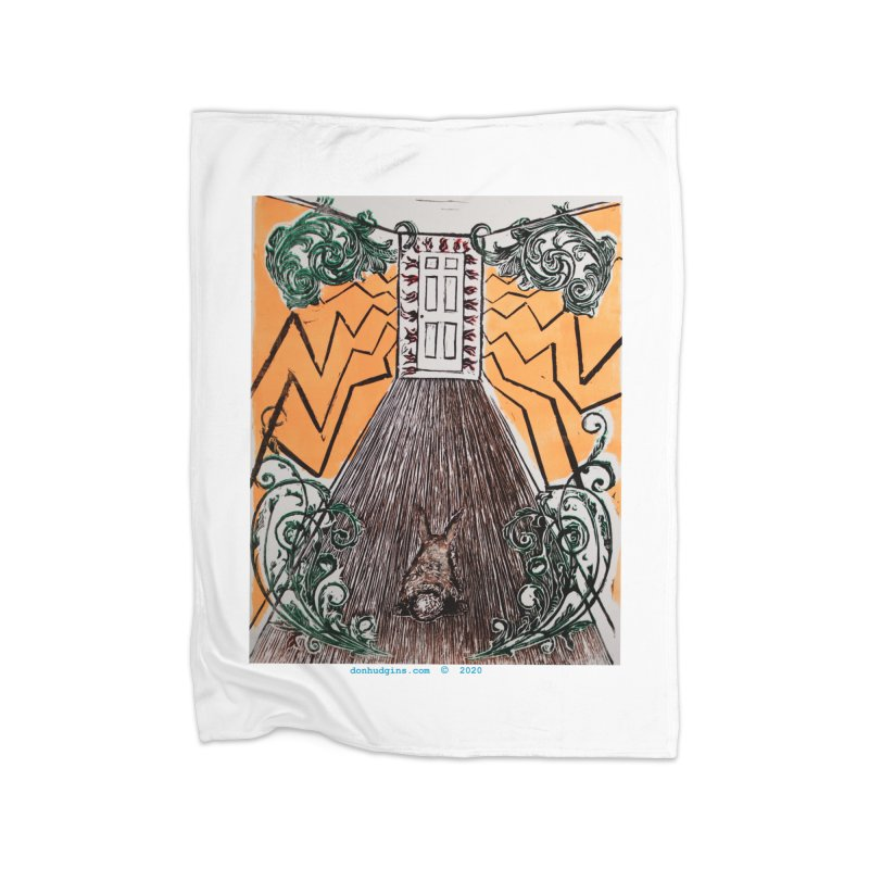 Exit Home Blanket by donhudgins's Artist Shop