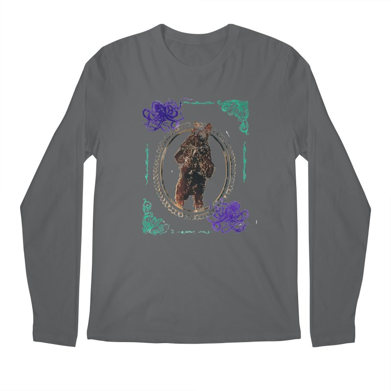 Dinner Men's Longsleeve T-Shirt by donhudgins's Artist Shop
