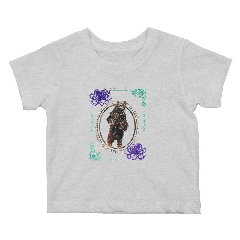 Dinner Kids Baby T-Shirt by donhudgins's Artist Shop