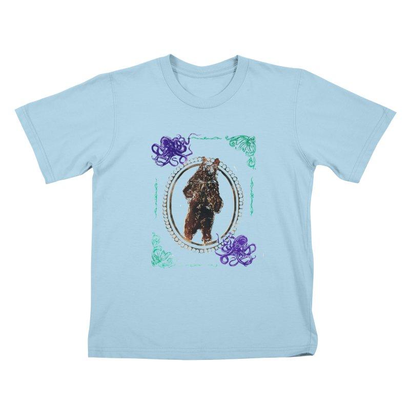 Dinner Kids T-Shirt by donhudgins's Artist Shop